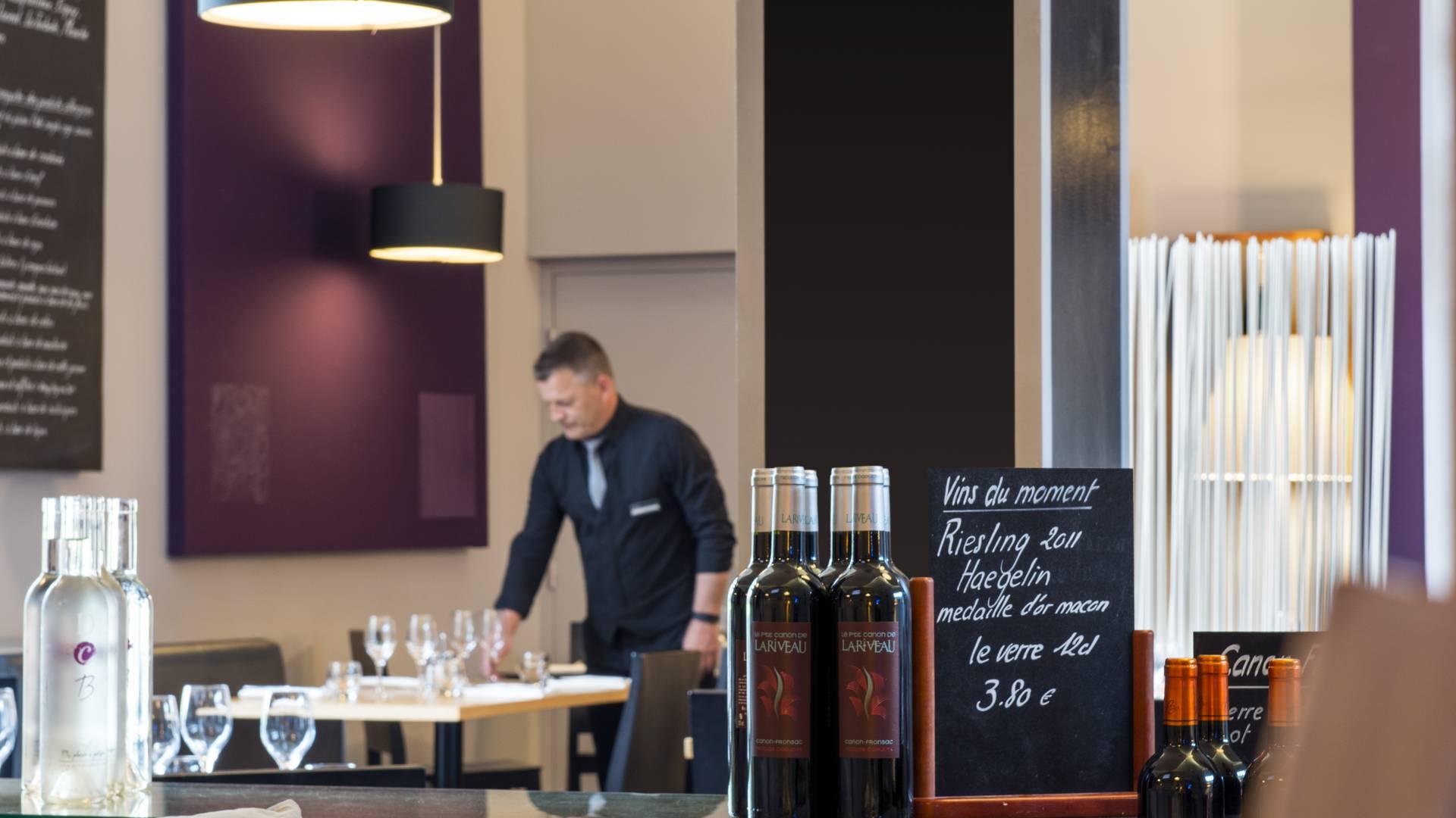 restaurant near rennes domaine de cicé blossac